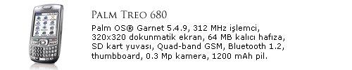 Treo 680