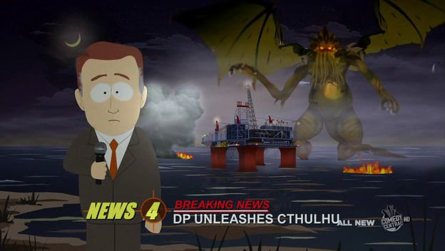cthulhu south park. on South Park, LOL!