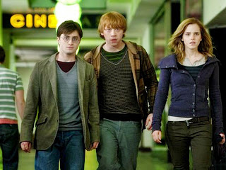 a scene from the movie Harry Potter and the Deathly Hallows (Part 1)