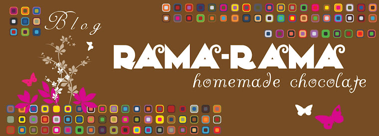 Rama-rama Chocolate ~ Home made chocolate makers