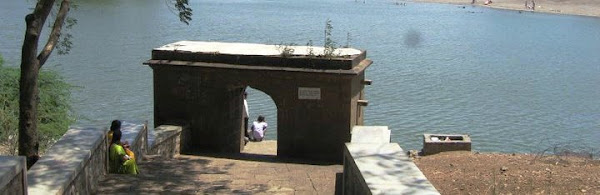 The place where Sambhaji Raje executed