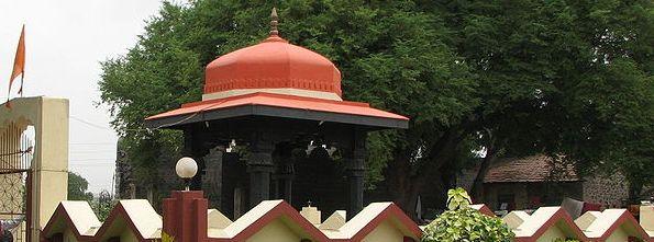 Vadhu - Samadhi of Sambhaji Maharaj