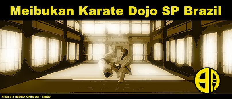 Meibukan Karate Dojo S.P. Brazil