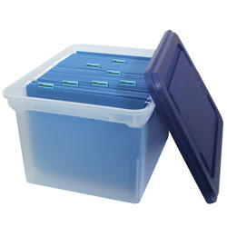 Steps to Organization Bankers Boxes Theyre Not All Alike