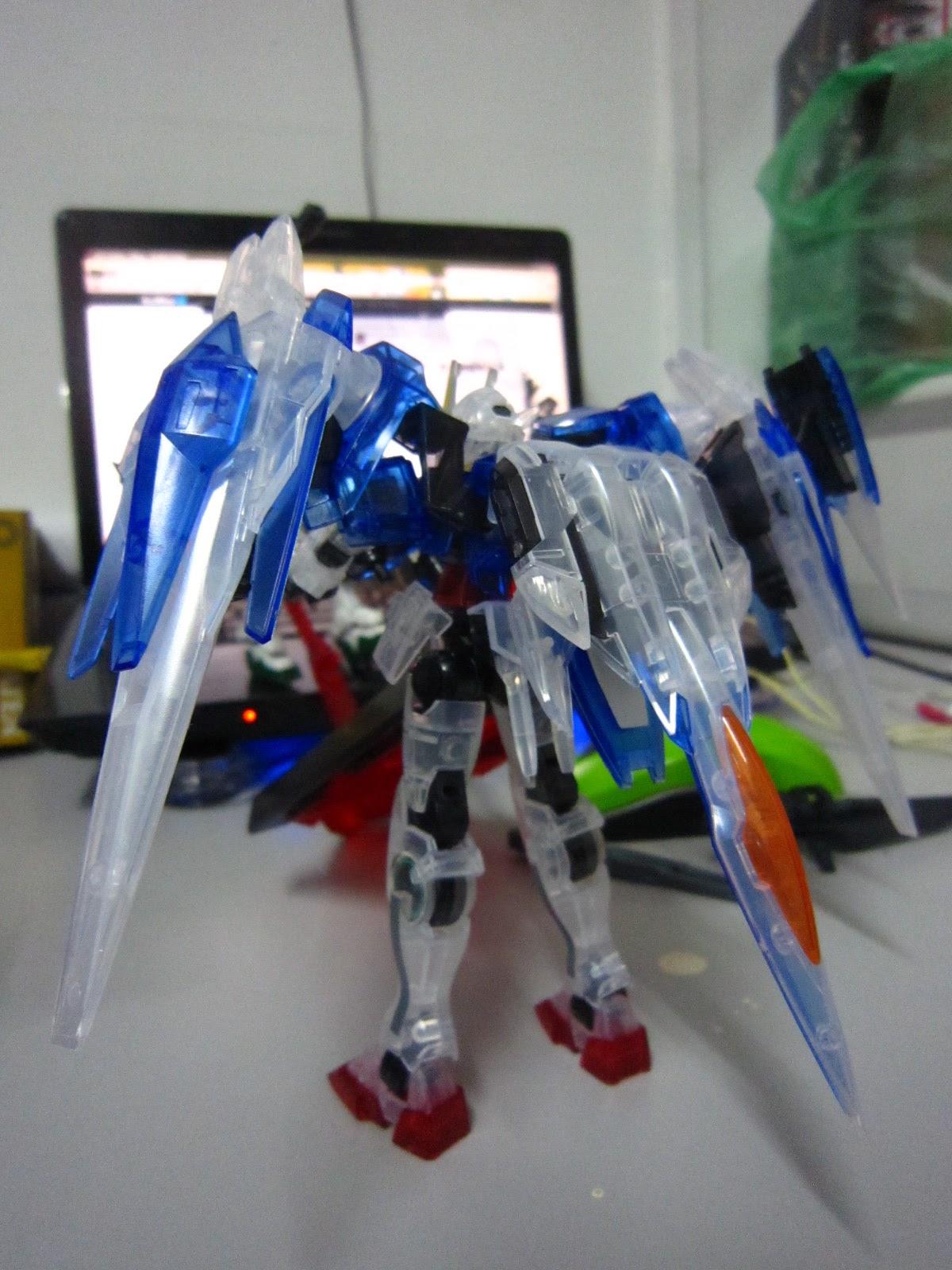 Gundam Oo Toys 9