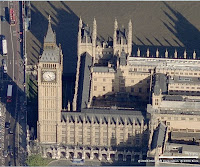Virtual Earth, Londyn, Big Ben