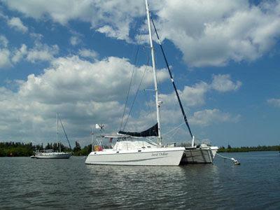 St Francis 44 Catamaran for Sale Florida USA. This St Francis 44 Catamaran