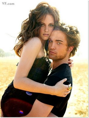 kristen stewart and robert pattinson. kristen stewart y robert