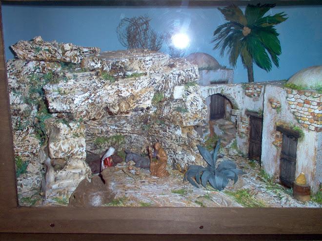 Presepe Palestinese 2005