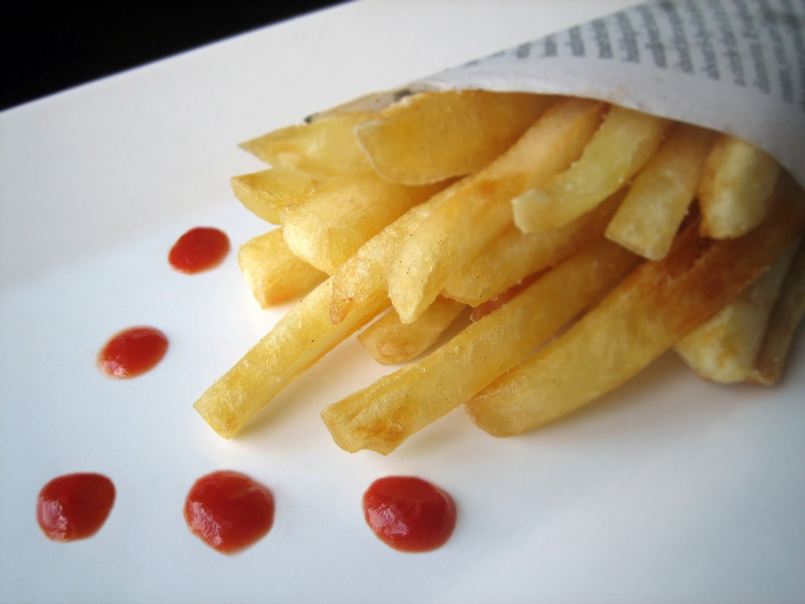 like french fries there i go messing with my foodie street cred once ...