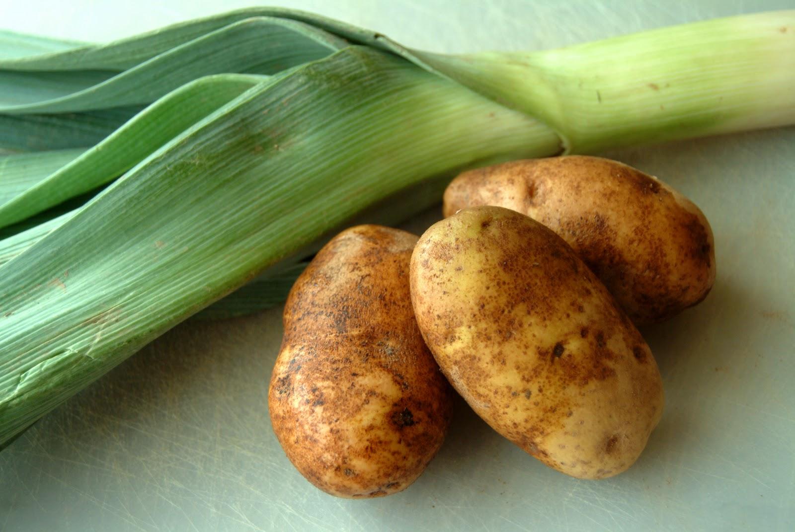 Potato-Leek Soup images
