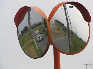 Spiegelverkeer