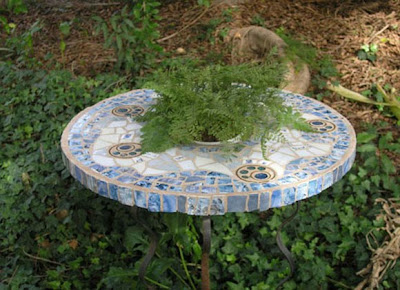 Mosaic Handcrafted Table