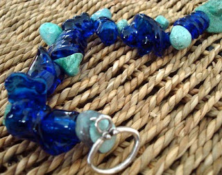 Recycled Glass Jewelry
