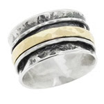 Handcrafted Men's Ring, David Tishbi, Fine Jewelry