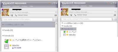 yahoo messenger trick