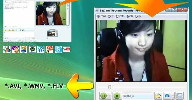 Yahoo messenger nu masculin sur webcam