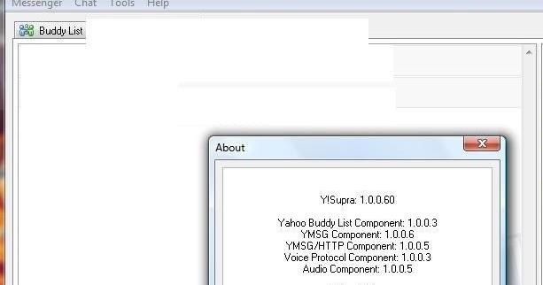 Opiniones sobre Yahoo Messenger