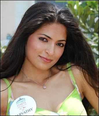 picture of Parvathi Omanakuttan