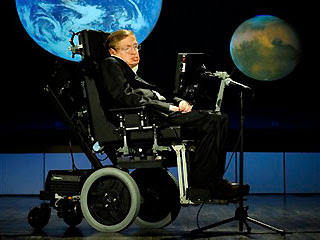 Stephen William Hawking-The Man of Confidence
