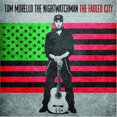 Tom Morello - The Nightwatchman -The Fabled City (2008) 45656nma414