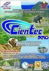 FERIA INTERNACIONAL DE CIENCIA Y TECNOLOGÍA