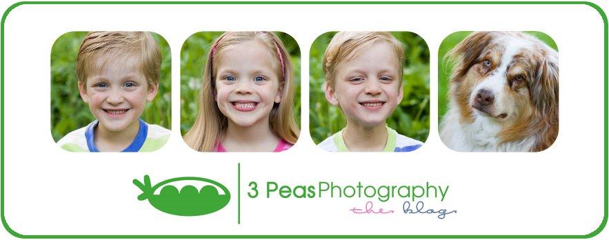 3 Peas Photography - The BLOG