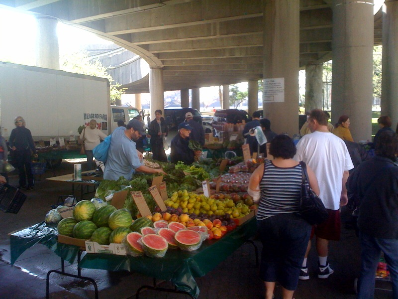 island farmers market Roosevelt