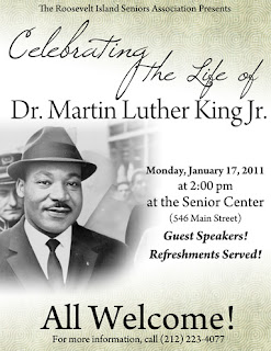 martin luther king obituary Despite the martin luther king jr holiday, the city department of sanitation will be collecting garbage on monday.
