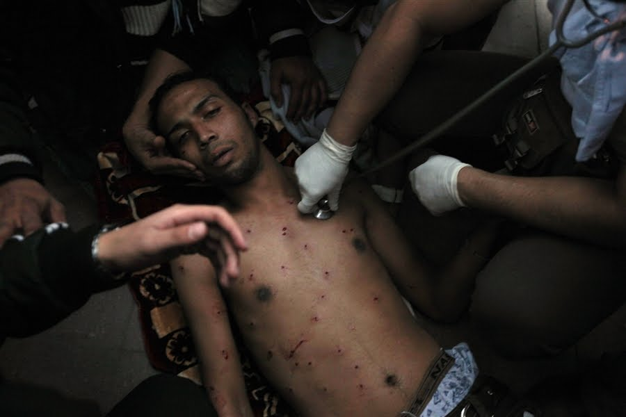 US egypt torture dictatorships