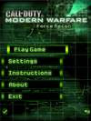 Call Of Duty Modern Warfare 2 Force Recon