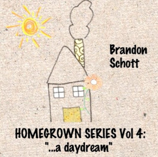Brandon Schott - Homegrown Recordings Vol. 4