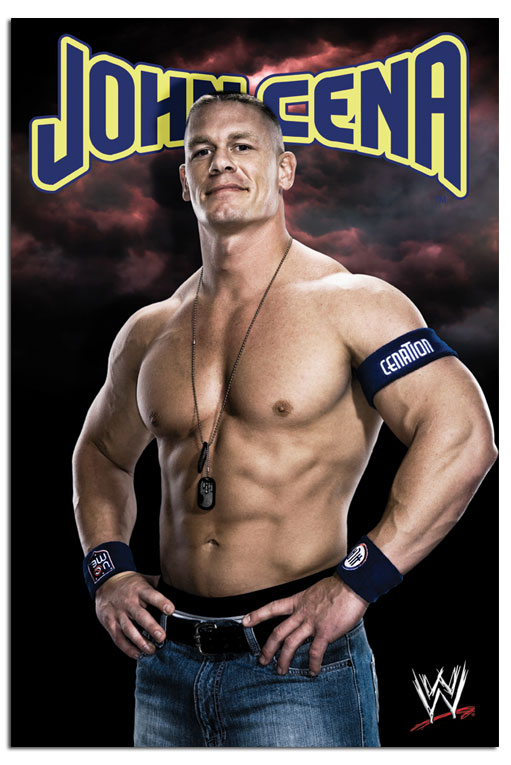 pictures of john cena wrestling. John Cena Wallpapers