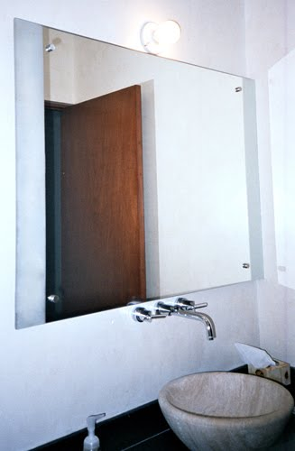 Ventanas y puertas t rmicas espejo biselado - Fijaciones para espejos ...