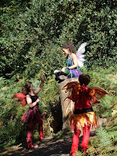 Fairies at Groombridge
