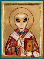 God Alien in Christianity Islam UFO