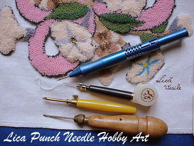 Lica Punch Needle Hobby Art