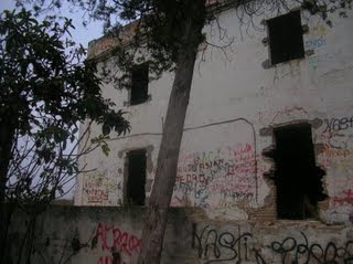 La casa de la loca (Palomares) Sevilla DSCN1673