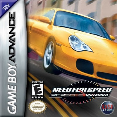 need for speed porsche unleashed gba