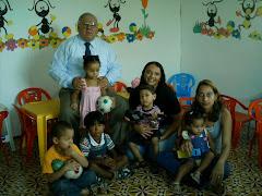 Sala pré-escolar