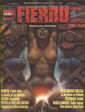 REVISTA FIERRO.1ra época