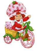 #1 Strawberry Shortcake Wallpaper