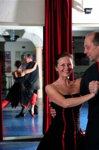 Tango in Amsterdam met Hans en Yolande