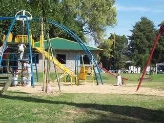 Parque Hipòlito Irigóyen