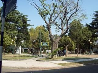 Plaza Argentina de Villa Ballester