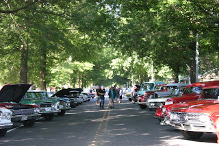 The Classic Car Hunter Lynden Washington Razz Shine Car Show - Classic car show washington