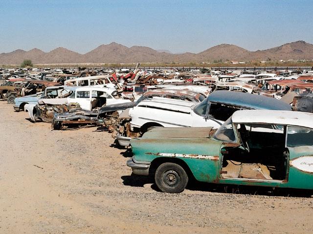 Desert Valley Arizona Classic Cars