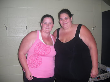 Me and K  goin to the gym !