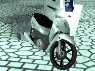 Honda Biz 100cc Bien Argentina