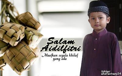 Salam Eidulfitri...